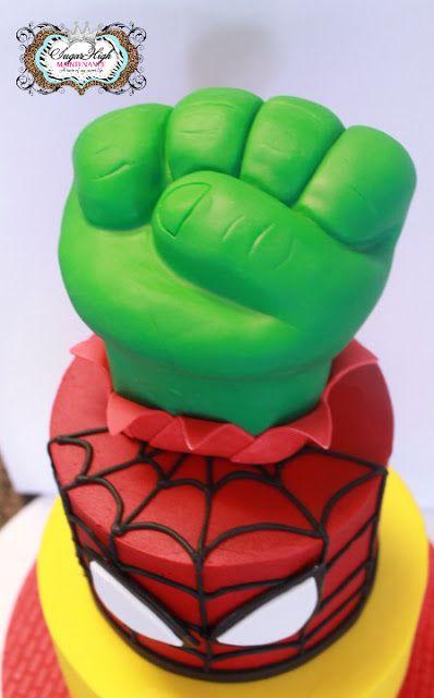 instead of hulk ironmab