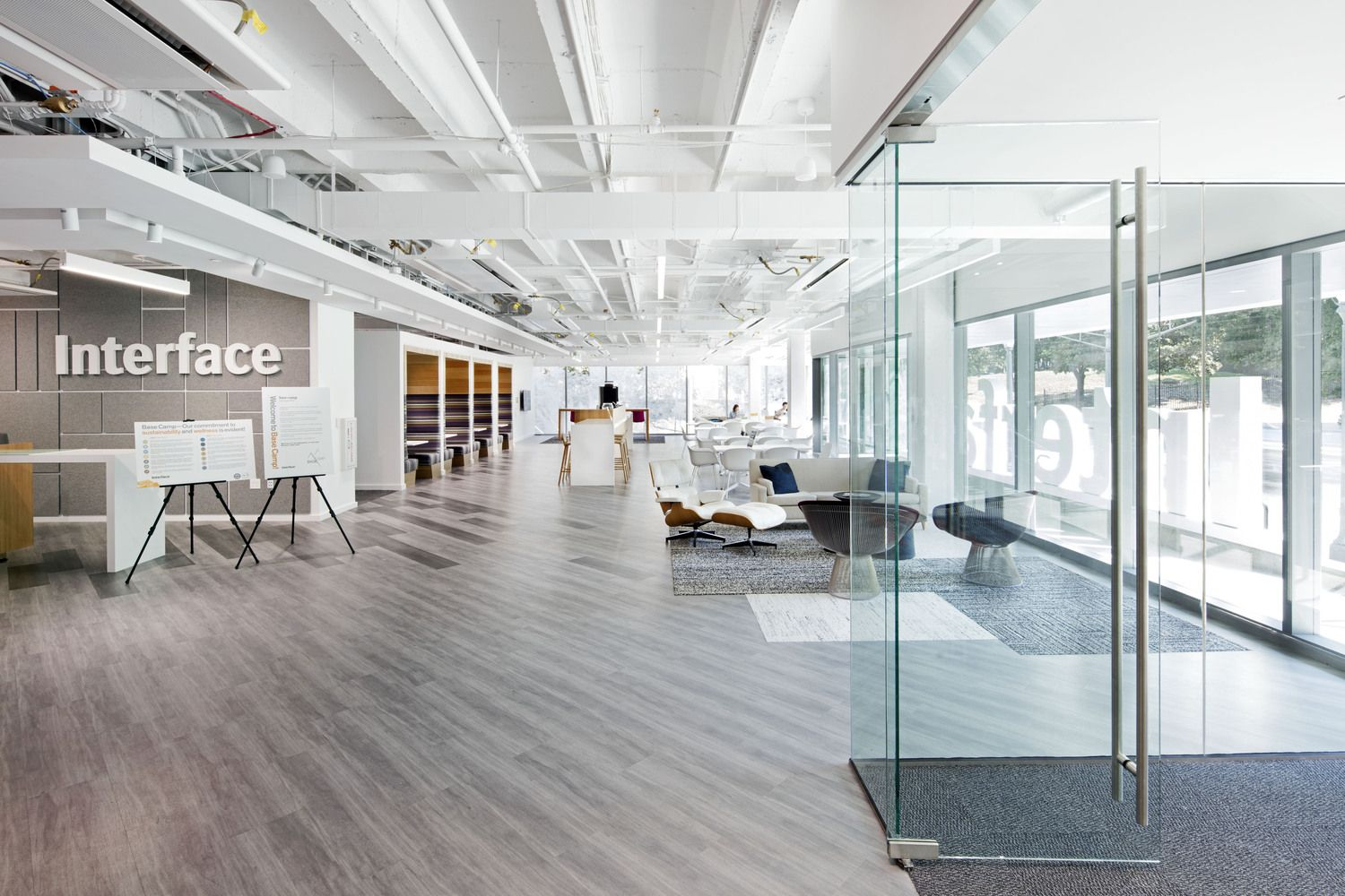 Gallery of interface headquarters perkinswill 13