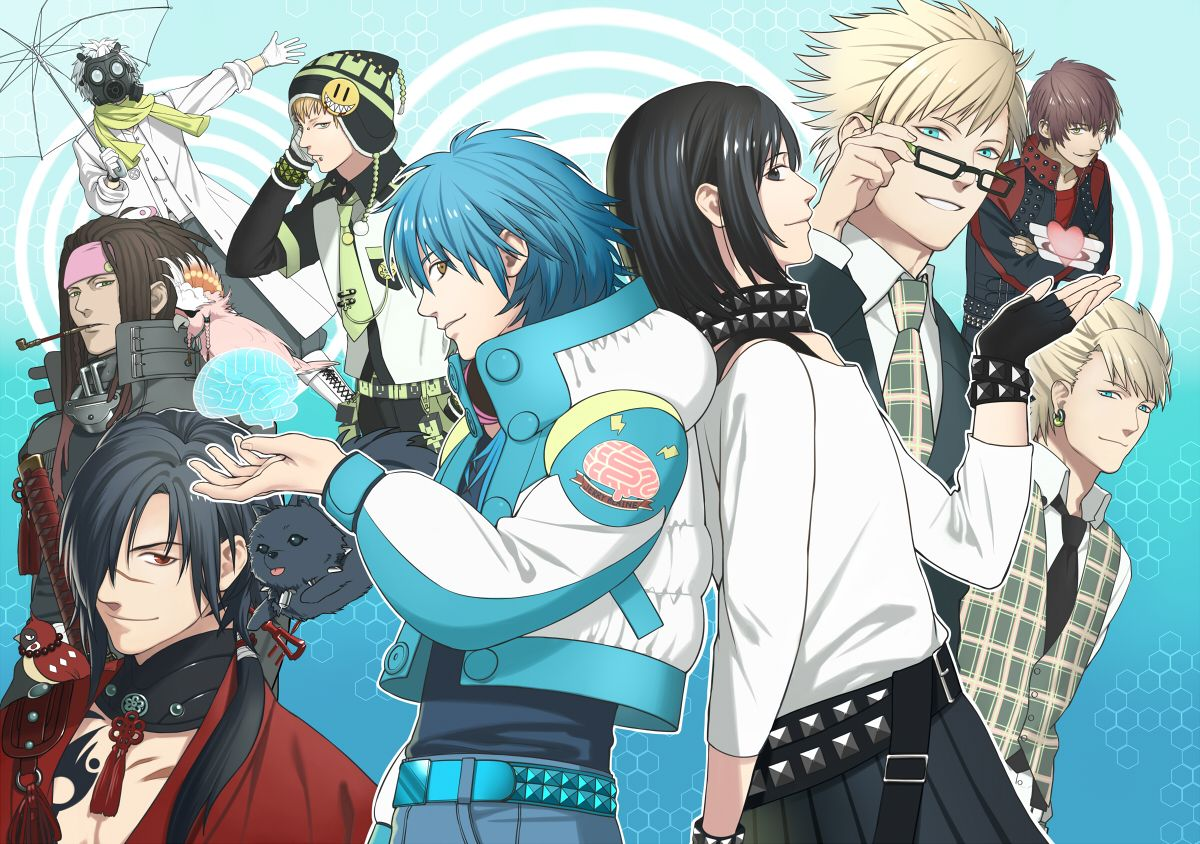 Image result for dramatical murders
