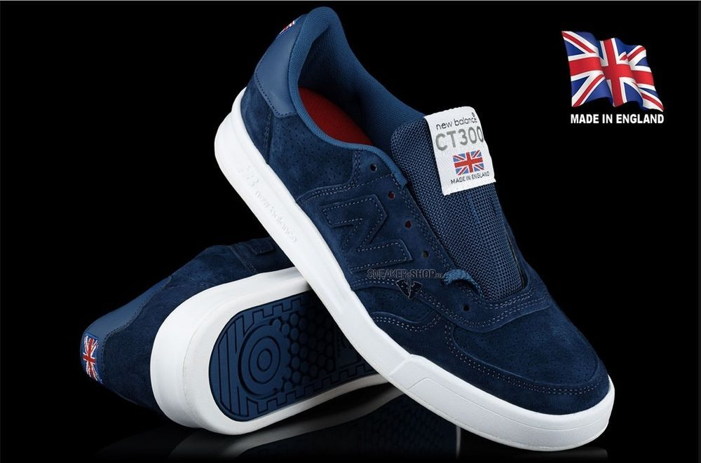 aprender A nueve La Iglesia  NEW BALANCE CT300 FLYING THE FLAG SHOES - NAVY MADE IN ENGLAND | Shoes, Dc  sneaker, Navy