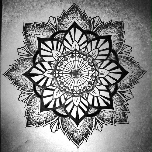 (7) Mandala | Tumblr