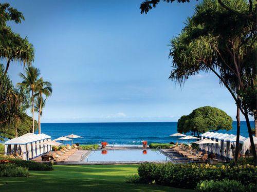 Four Seasons Resort Hualalai - Kailua-Kona, Hawaii  CLICK THE PIC and Learn how you can EARN MONEY while still having fun on Pinterest