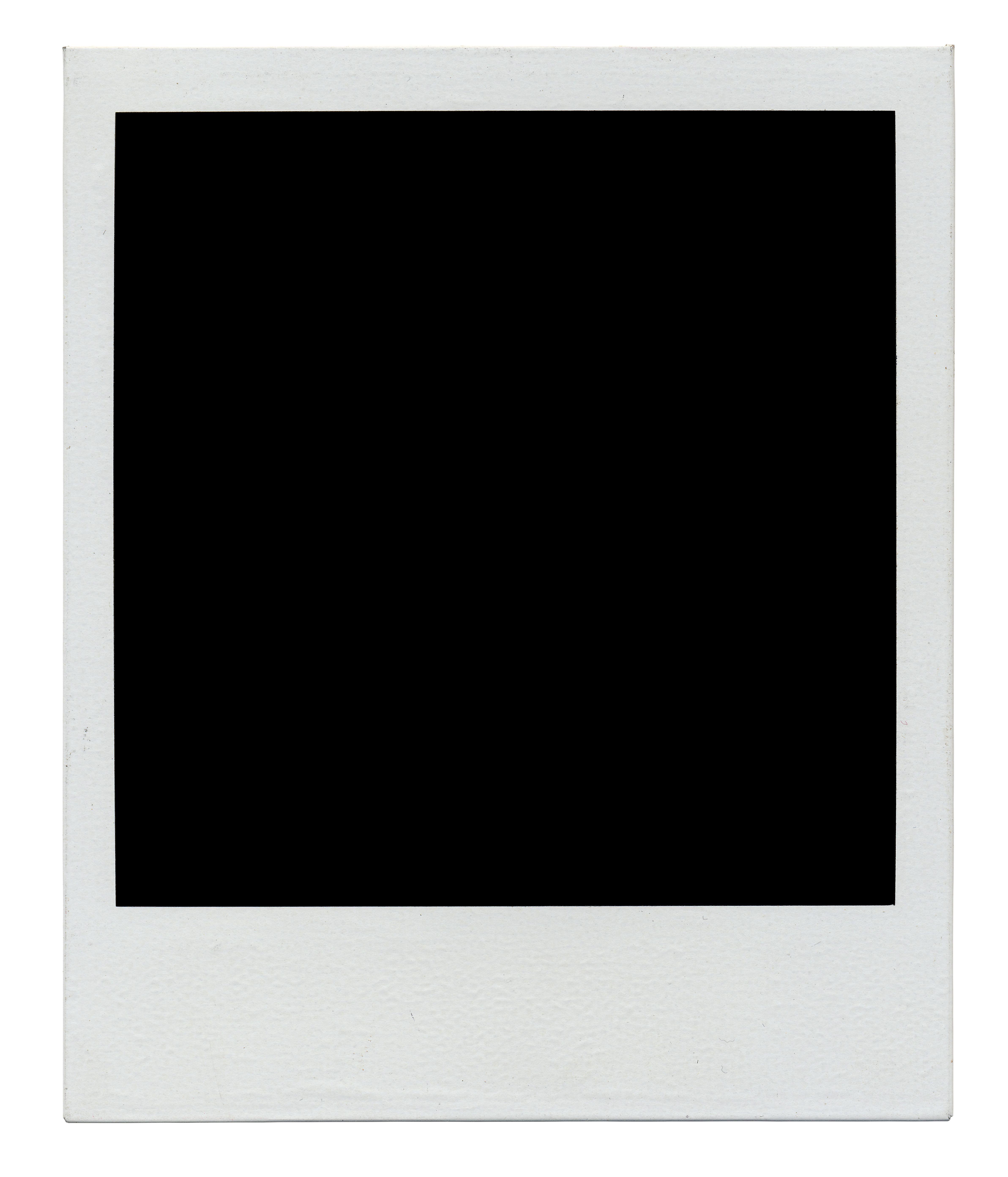 DIY Quick Easy Polaroid download Polaroid frametemplate open – Polaroid Template