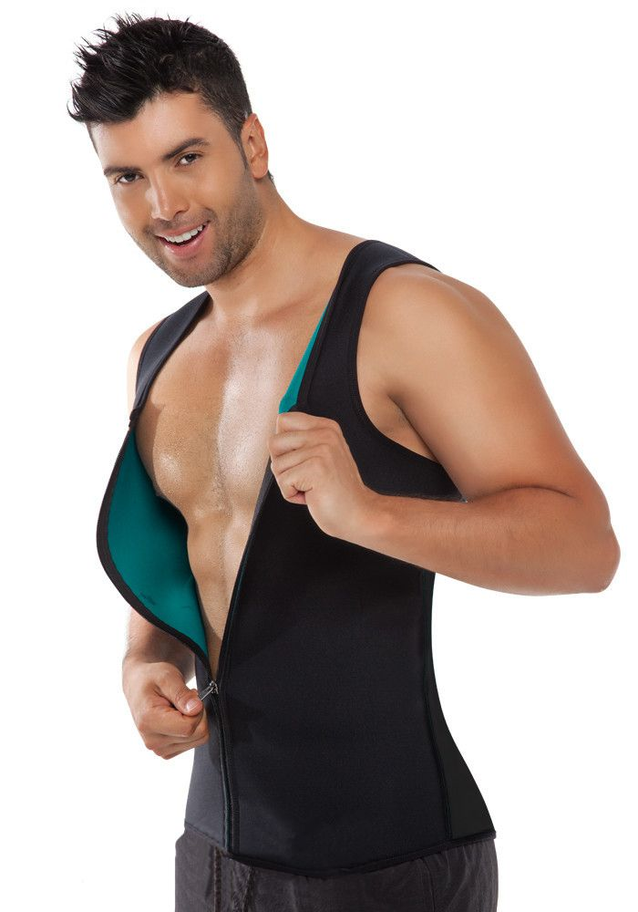 43305b324c428 ... Ultra Sweat Corset Body Shaper Sports Clothes.  11.23 Neoprene sauna  suit for men