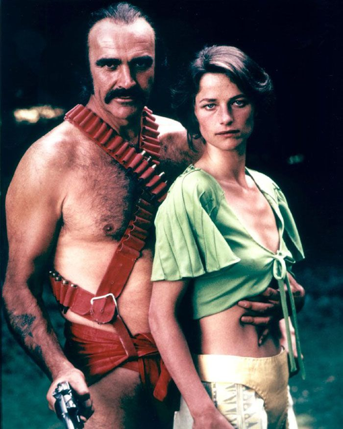 zardoz Sean connery