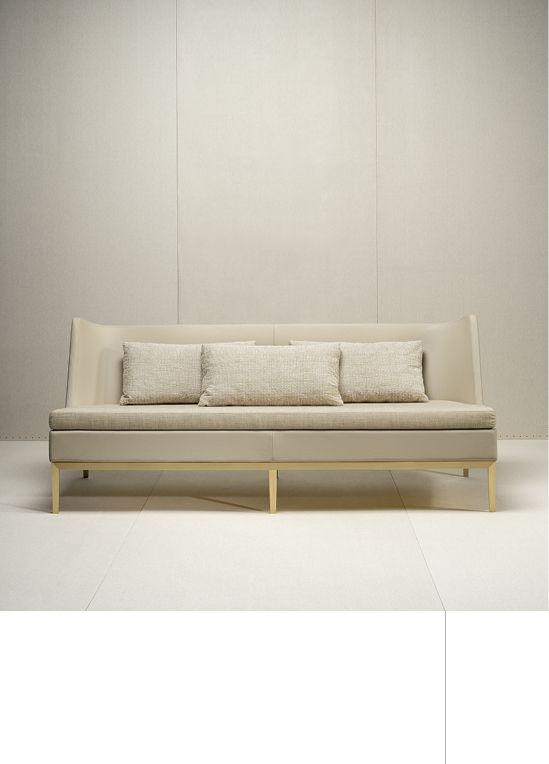 Courtrai Bruno Moinard Editions Sofa Furniture Sofa