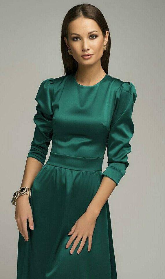 Maxi-Kleid 12 verschiedene Farben Maxi-Kleid firmal in ...