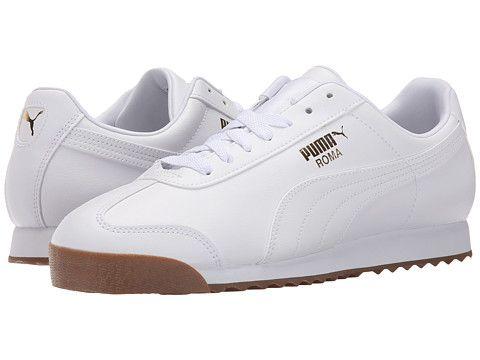 PUMA Roma Basic | Zapatillas puma, Zapatos hombre deportivos ...