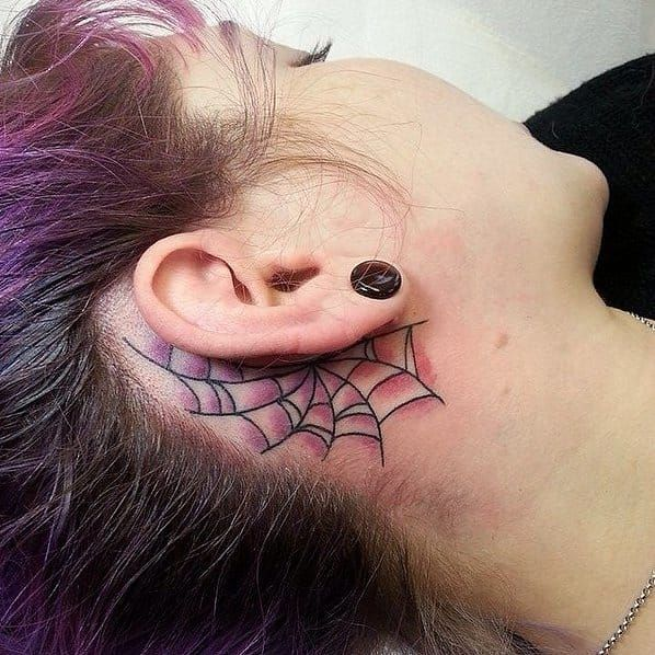24 Adorably Spooky Tattoos For Macabre Fans Spooky Tattoos Halloween Tattoos Tattoos