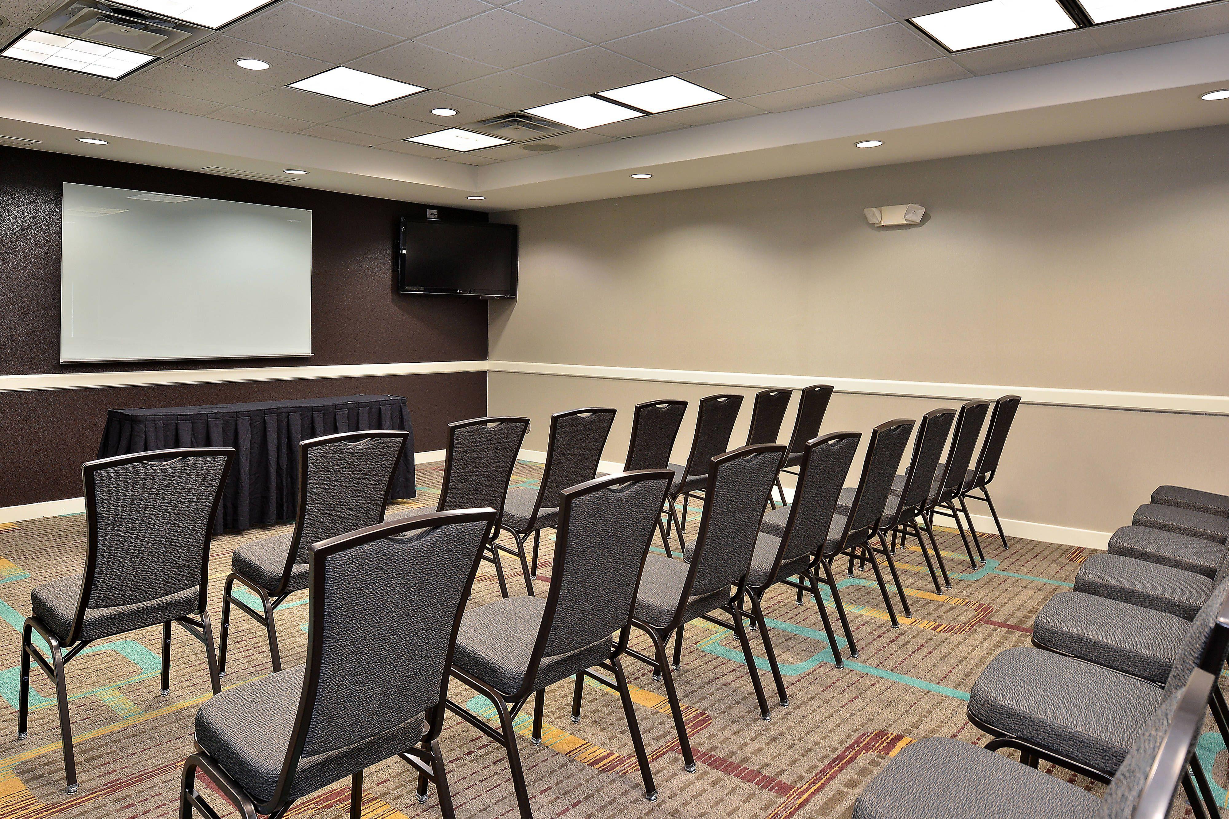 Residence Inn Loveland Fort Collins Meeting Room Theater