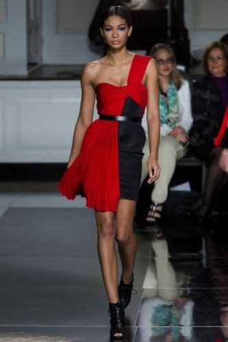 15f746f2f690 Net-a-Porter-Jason-Wu-10th-Anniversary-Elyse-Elise-Jolie-Doll -in-Black-Red-Dress