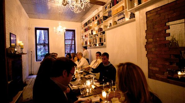 Aroma An East Village Italian Restaurant And Wine Bar Focuses On Regional Dishes Top Nyc