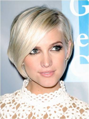 short blonde hair. Est ce que je devrais?? J'y pense!!