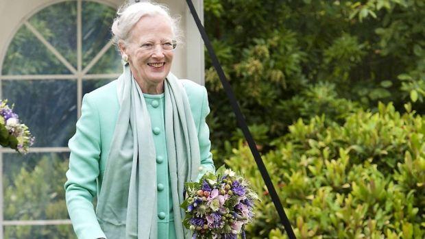 Dronning Margrethe er draget på ferie på Chateau de Cayx | billedbladet.dk