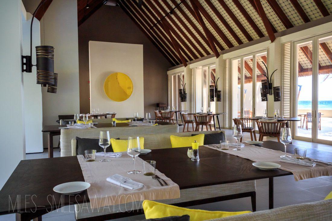 Cheval Blanc Randelhi Maldives Miles & Smiles Away