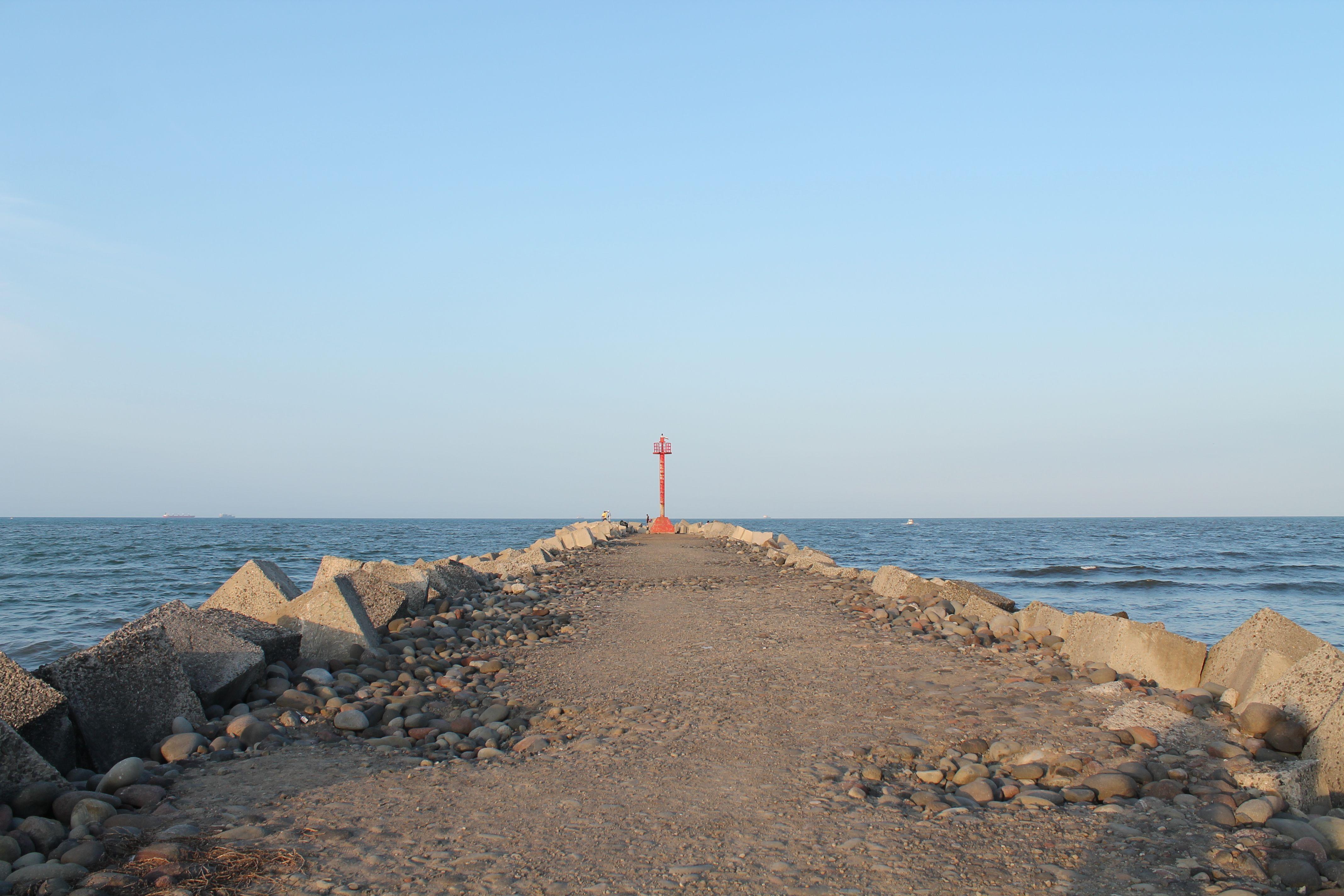 Boca del Rio, andador!