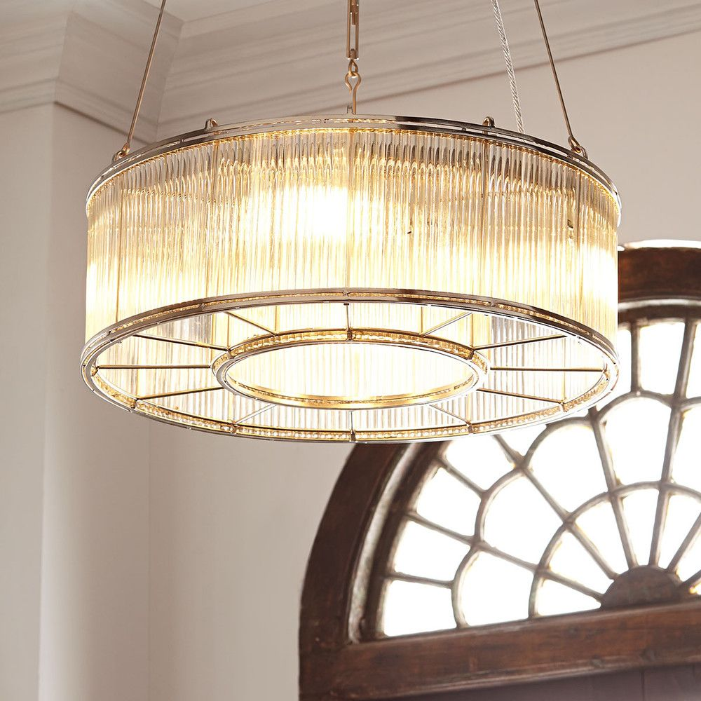 Crown Chandelier New from Wisteria Dimensions