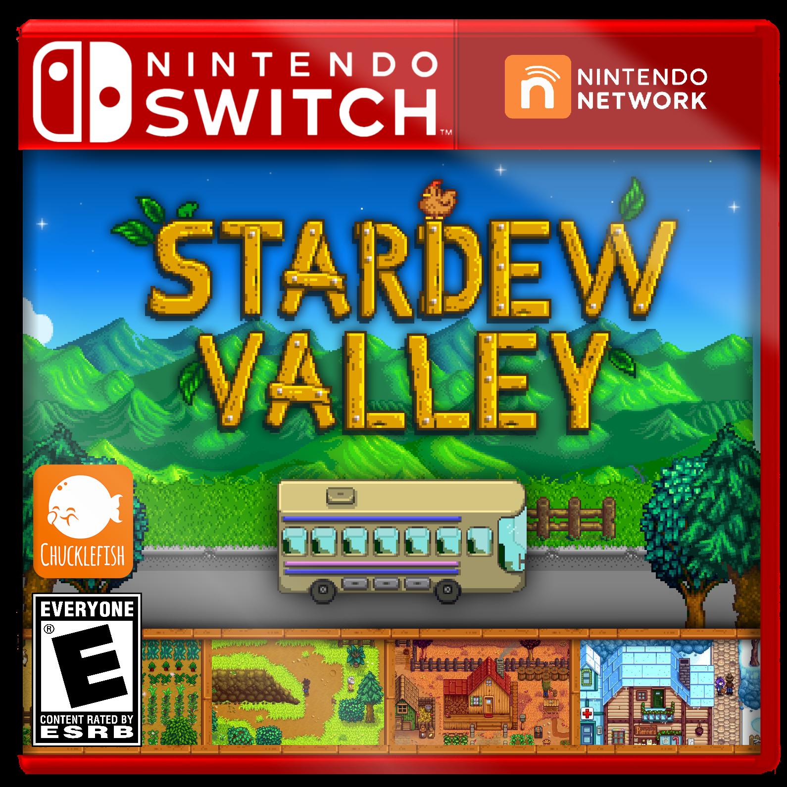 Stardew Valley Nintendo Switch Wishlist Pinterest Rayman Legends English Pal Games