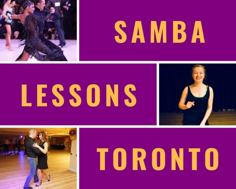 Samba Dance Lessons and Classes in Toronto - Access Ballroom