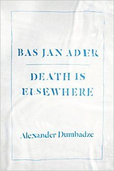Dumbadze looks closely at Ader's engagement with questions of free will and his ultimate success in creating art untainted by mediation. The first in-depth study of this enigmatic conceptual artist, Bas Jan Ader is a thoughtful reflection on the necessity of the creative act and its inescapable relation to death.