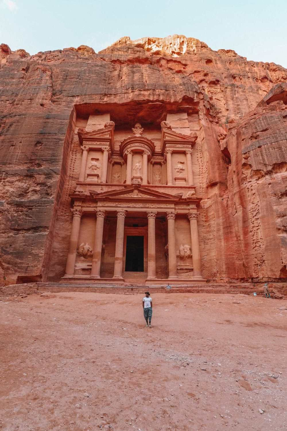 The Best Way To Visit Petra In Jordan