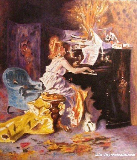 Quadri falsi d\'autore? Copie d\'autore di Kandinsky, Van Gogh ... www ...