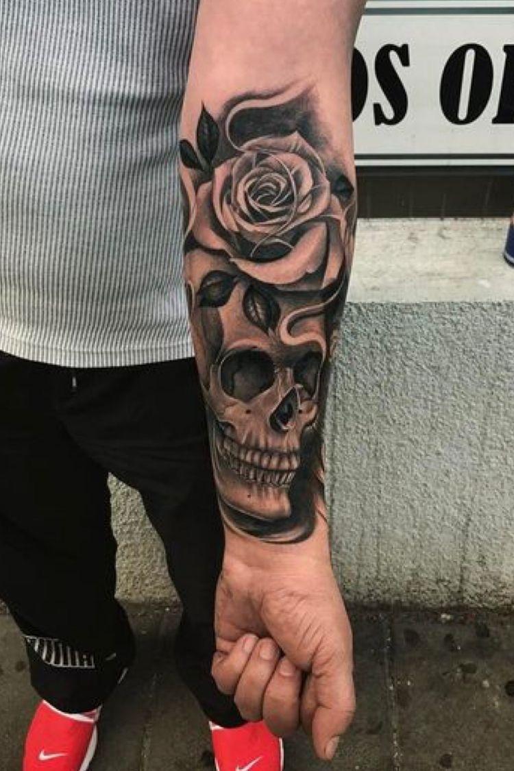 Pin De Pete Everett En Wishlist Tatuajes De Rosas Para Hombres Calaberas Tattoo Diseno De Tatuaje De Calavera