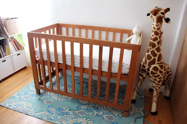 Making A Handmade Heirloom Crib — Moonish Goods   Cribs ...