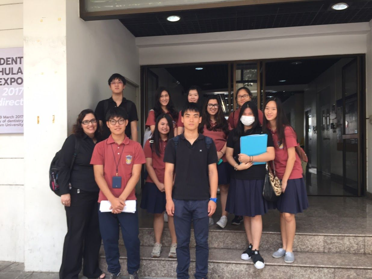 The Human Anatomy & Physiology class visited the Museum of Human ...