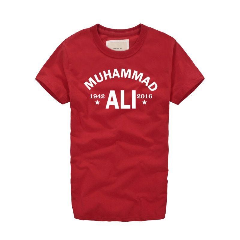 MUHAMMAD ALI T Shirt  Unisex The Greatest Cassius Clay Boxing MMA Gift