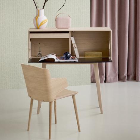 Bureaux Et Chaises De Bureau Design Scandinave En 2020 Chaise De