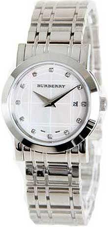 burberry heritage women's watch