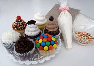 Cakes - Yummy!
