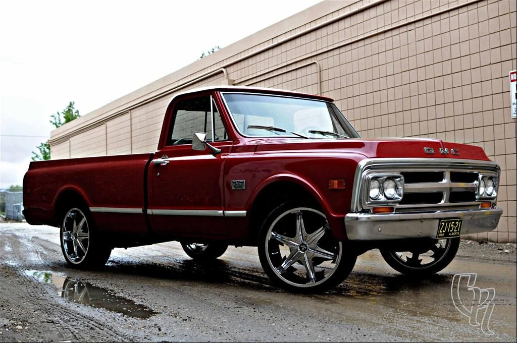 69 Gmc Classic Chevy Trucks Gmc Trucks Chevy Trucks