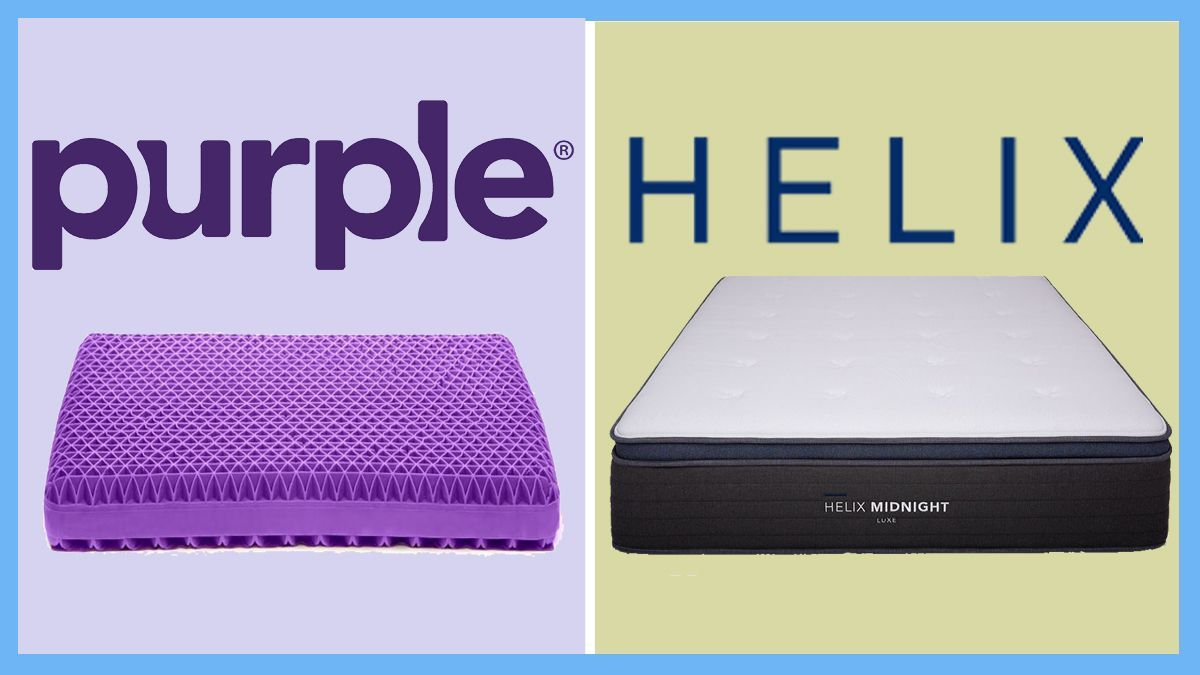 Purple Mattress Vs Helix Mattress Helix Mattress Purple Mattress Purple Mattress Helix Mattress Mattress