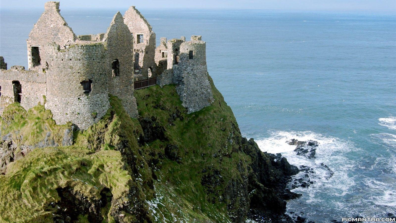 Wallpapers Irish Castles Wallpaper Castle Desktop 1600x900