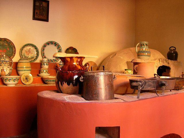 Cocinas mexicanas antiguas cocina mexicana antigua for Cocinas estilo mexicano