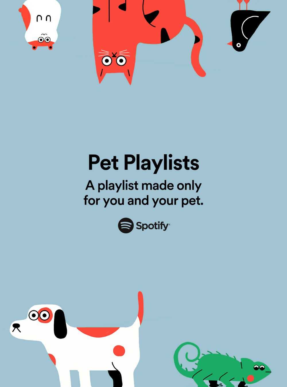 A Music Filled Treat For Your Pet Get Your Pet Playlist Now On Spotify In 2020 Pets Dachshund Art