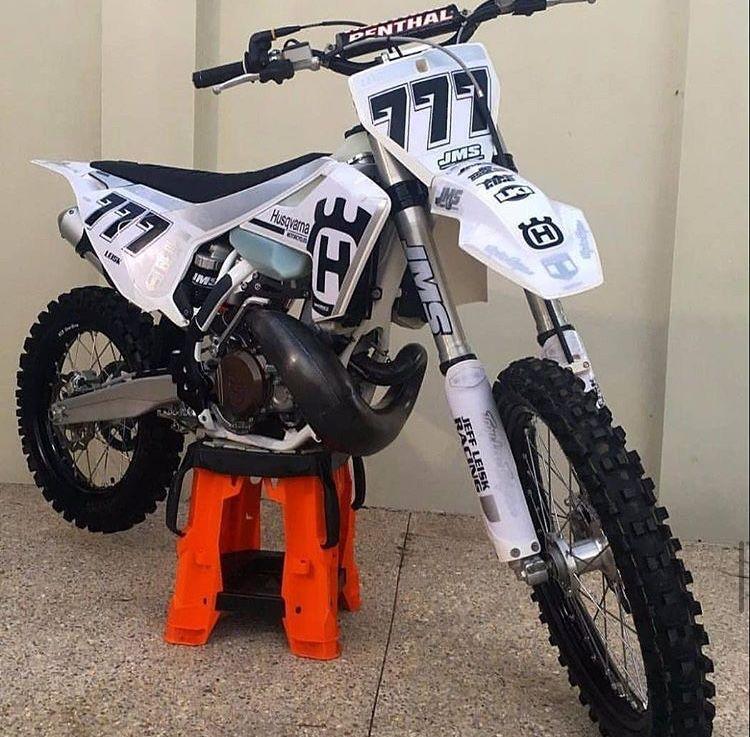 fd33d8110e363 Husqvarna TC250 (Custom Made) Street Legal Dirt Bike