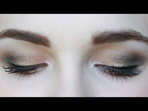 ▶ Golden Leaves | Fall Makeup Tutorial - YouTube