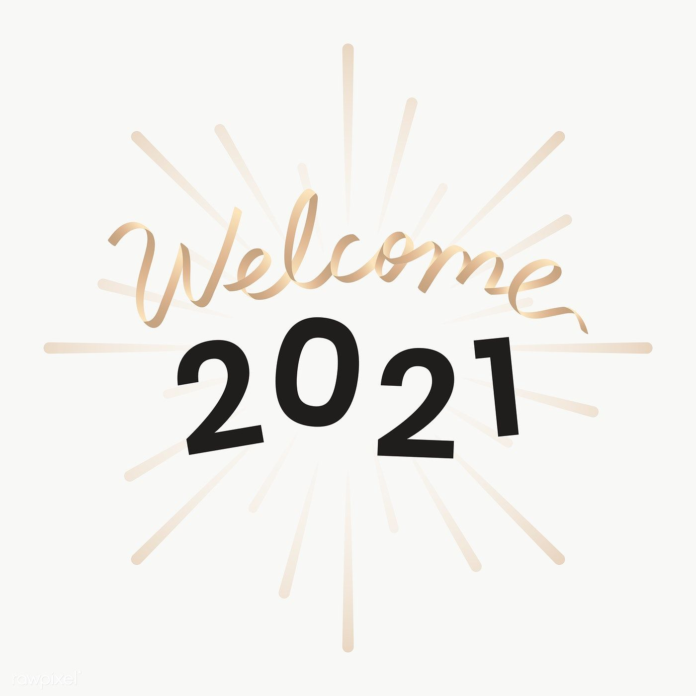 golden welcome 2021 transparent png free image by rawpixel com ningzk v stock images free image fun new month wishes golden welcome 2021 transparent png