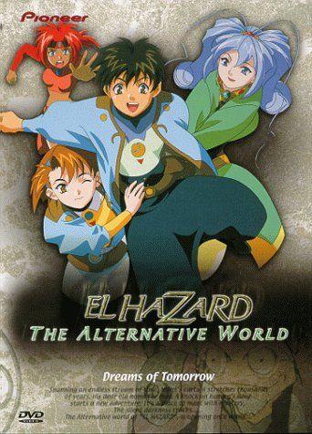 El Hazard: The Alternative World, Vol. 4: Dreams of Tomorrow $11.12