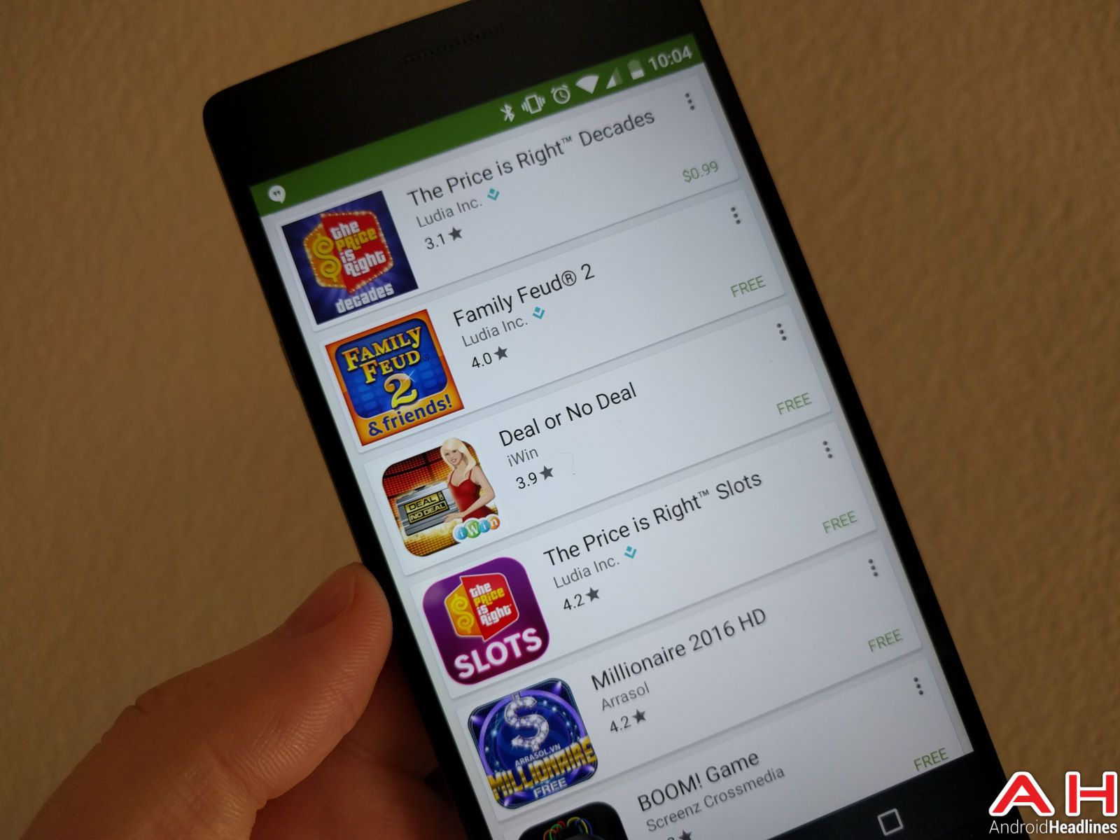 Featured Top 10 Game Show Apps For Android March 2016