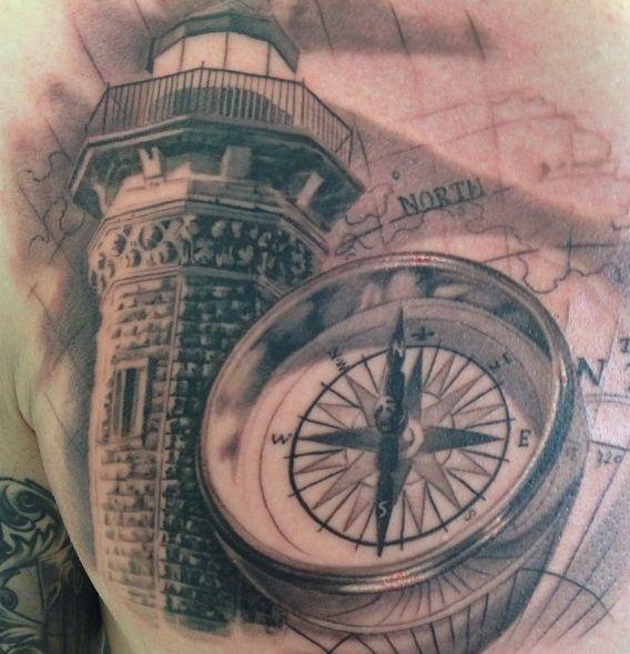 Pin By Dimitris Michail On Compass Tattoo Compass Tattoo Tattoos Art Tattoo