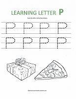 die besten 17 bilder zu letter p worksheets auf pinterest aktivitten malvorlagen und arbeitsbltter zum alphabet