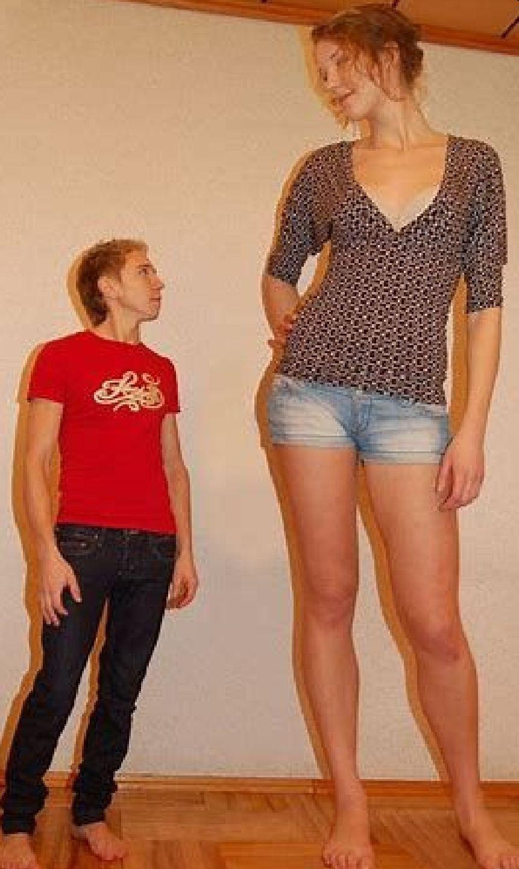 Short tall girl Blossom