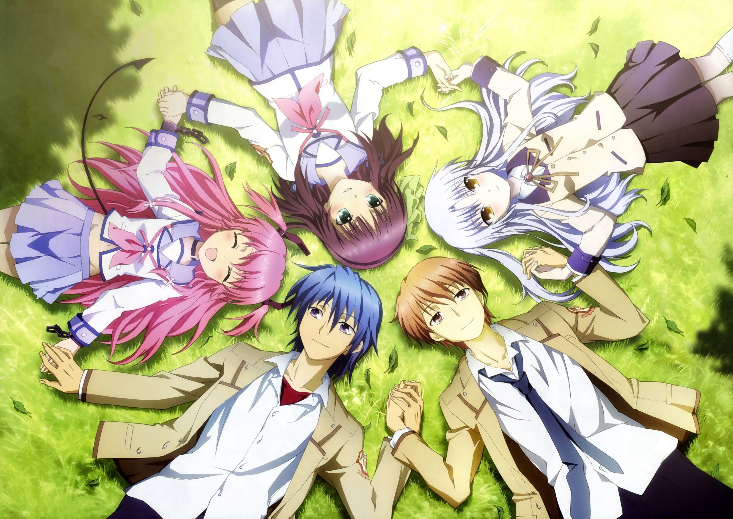 Angel Beats Angel Beats Angel Beats Anime Anime Angel Girl