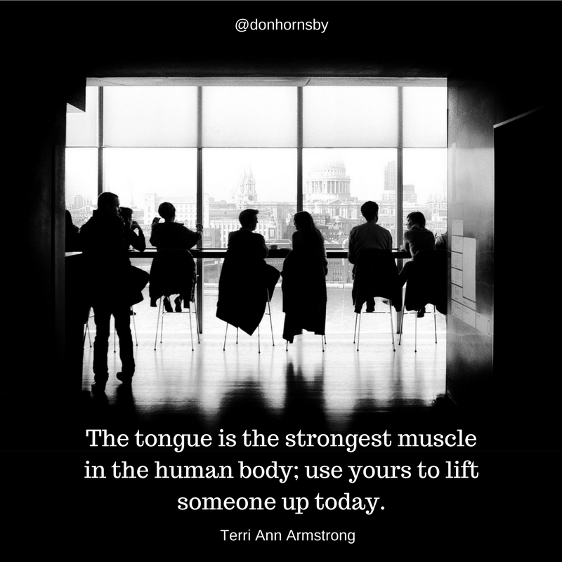 Tongue strongest muscle
