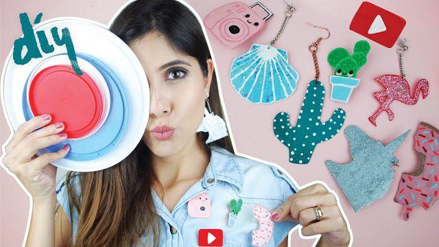 Isabelle Verona : DIY: Brincos e Botons/Pins/Patches! Por Isabelle Verona