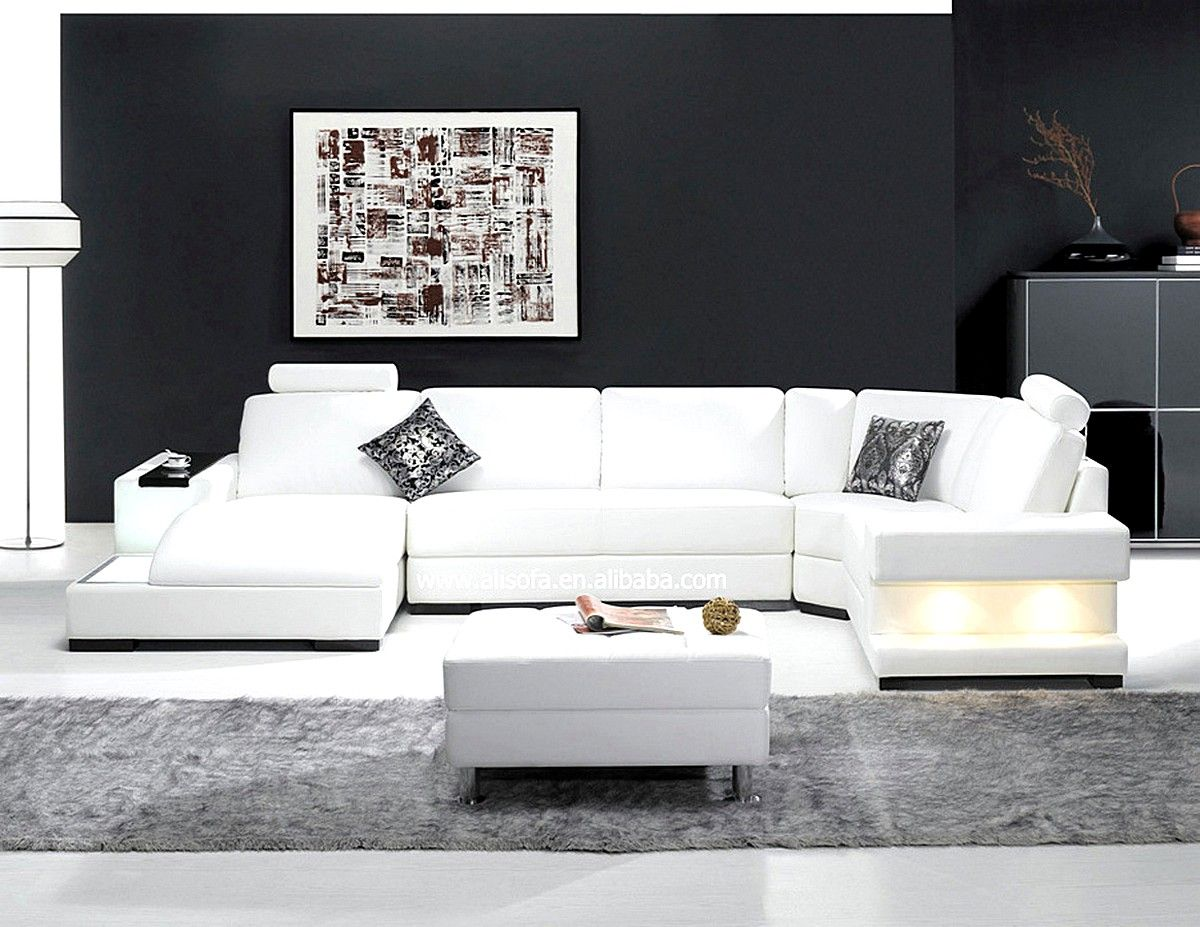 Cheap White Couch